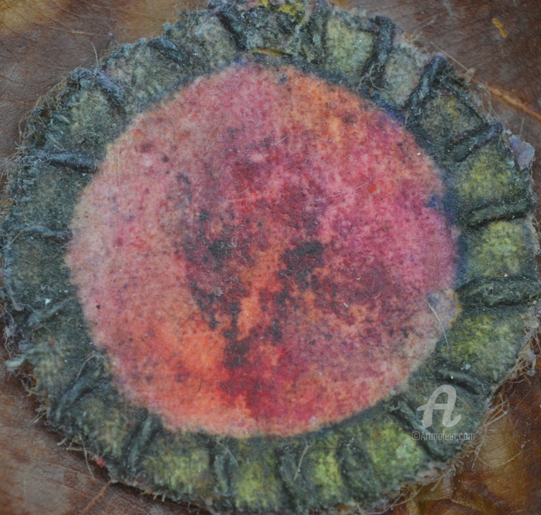 Mariska Ma Veepilaikaliyamma - Unique Snake Goddess Painting Amulet