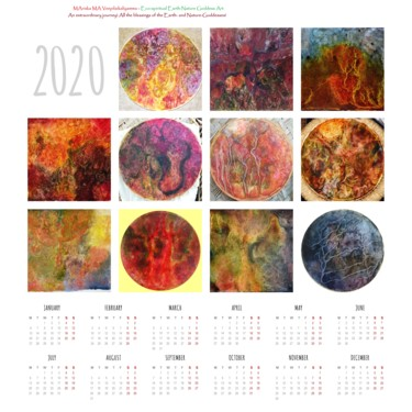 Unique calendar for an extraordinary year!