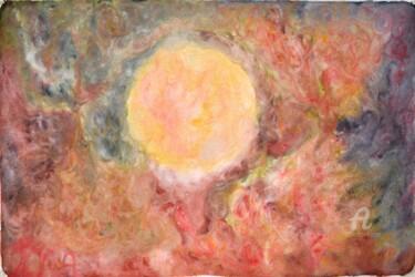 Deux Mères des arbres Neem en fleurs – Dans avec la Mère de la pleine lune