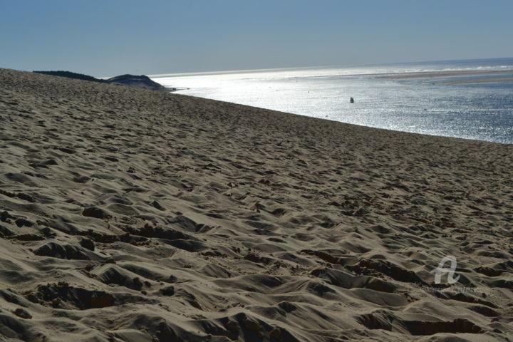 MAriska MA Veepilaikaliyamma - Dune du Pyla et la mer Dune of Pyla and the sea